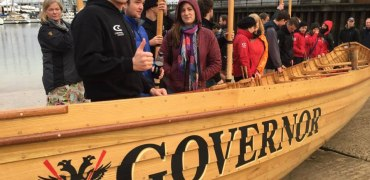 Falmouth Launch New Gig – Governor