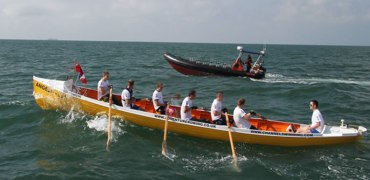 Women invited to row from London to Paris