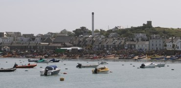 Camping pitches available for Scilly