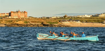 Newquay Rowing Club wins £25,000 award to transform its facilities