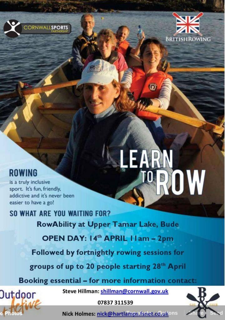 boscastle rowing project