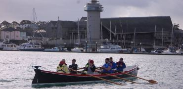 Falmouth to St. Mary's Epic Row
