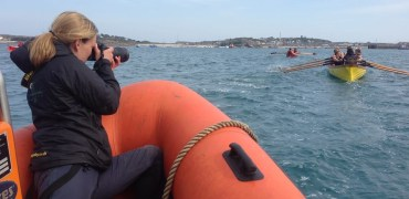 Rowers photos this Scilly