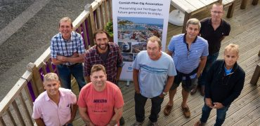 Brewery hosts historic boat builders' conference