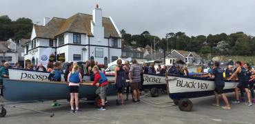 New boats for Lyme Regis