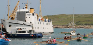 Scilly Race Timetable, course maps & Start Instructions 2017