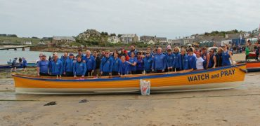 Clevedon rowers to recreate historical race to land a pilot on a ship