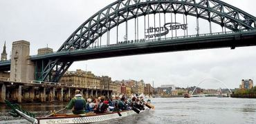 Great Tyne Row Invite