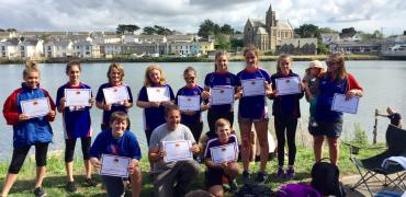 Hayle Under 14's County Championships Results