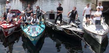 Are you up for the 'World's toughest rowing race'?