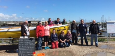 Most easterly gig club surpasses all expectations in Newhaven