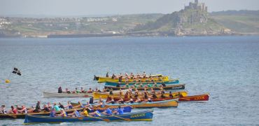 Regatta season starts at Zennor