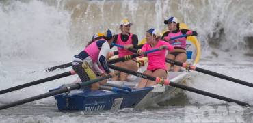 Cornish Cracker Surf Rowing Festival