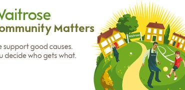 Pulling Together the Past chosen for Waitrose 'Community Matters' Scheme