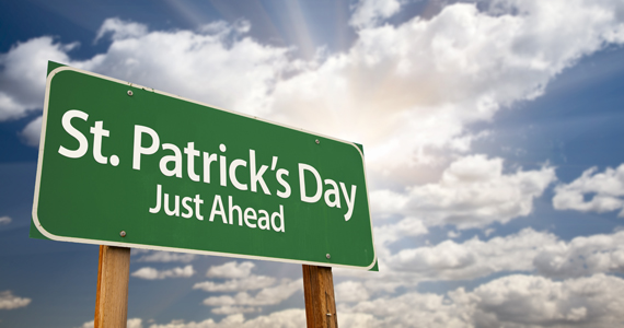 St. Patricks Day Just Ahead