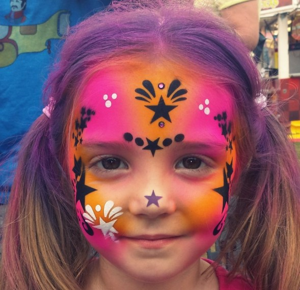 Fresno Face Painting And Body Art