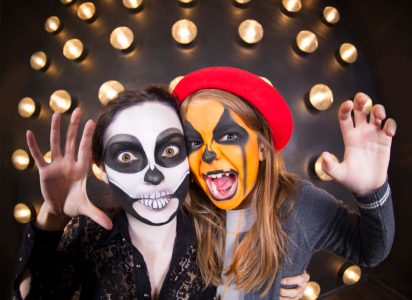 25 Face Painting Ideas for Halloween