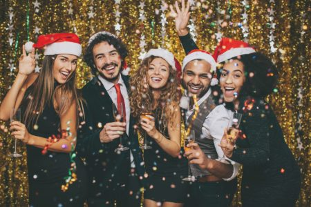 20 Ideas for a Holly-Jolly Company Christmas Party