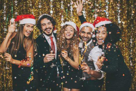 20 ideas for a holly jolly company christmas party