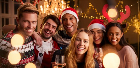 5 Unique Christmas Party Games for Adults