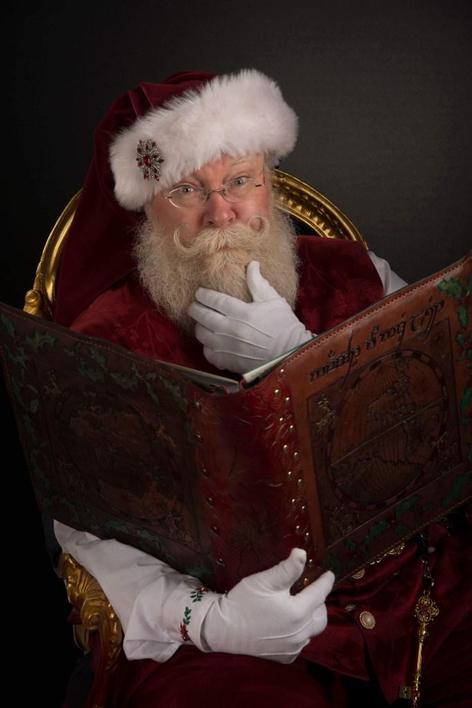 Book a Santa Claus