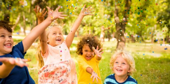 How to Plan a Delightful (and Socially-Distant) Birthday Party for Your Kiddo