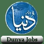 dunya button logo