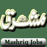 mashriq button logo