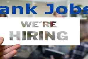 Banking Vacancies in Karachi for CA / ACCA / ACMA Jobs 2020