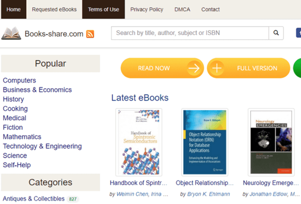 20 ebook torrenting websites