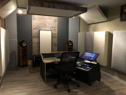 Sun Room Audio mastering studio