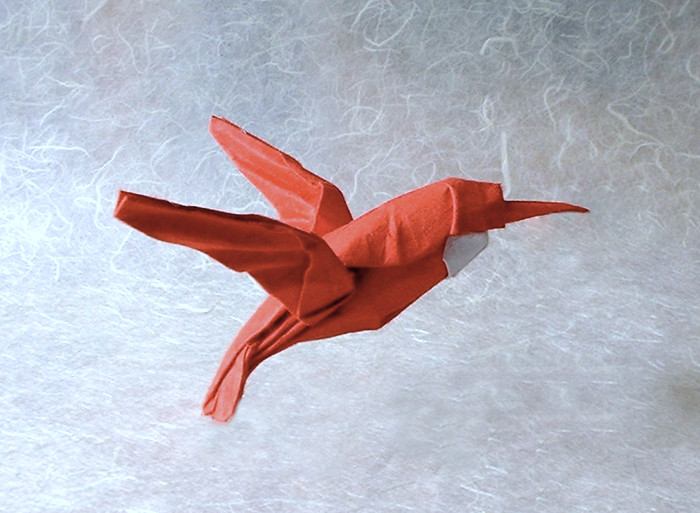 origami hummingbird diagram instructions xfinity network hummingbirds gilad s page ruby throated by robert j lang diagrams in