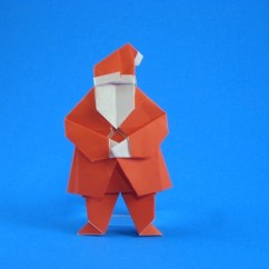 Christmas Origami Diagram Cbc Lab Value And Santa Claus Page 1 Of 17 Gilad S By Steve Megumi Biddle Folded Aharoni