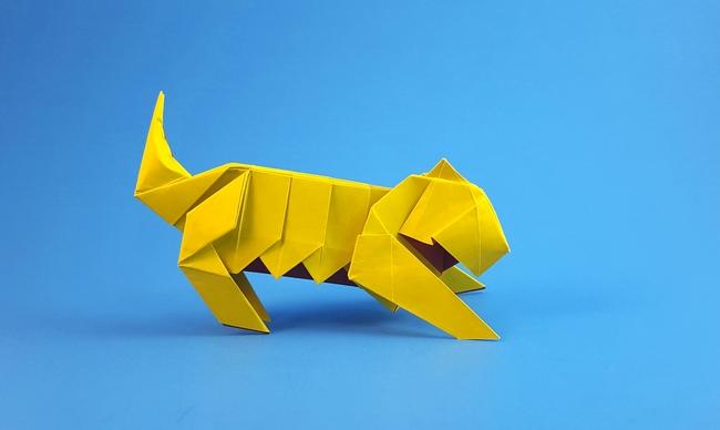 origami database