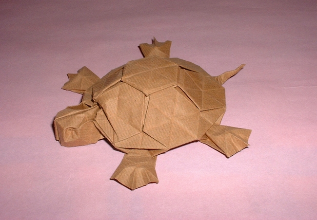 paper origami turtle diagram rockford fosgate p2 wiring romain chevrier | gilad's page