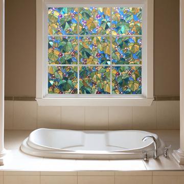 Decorative Window Film  Grape Vine  Gila Window Film