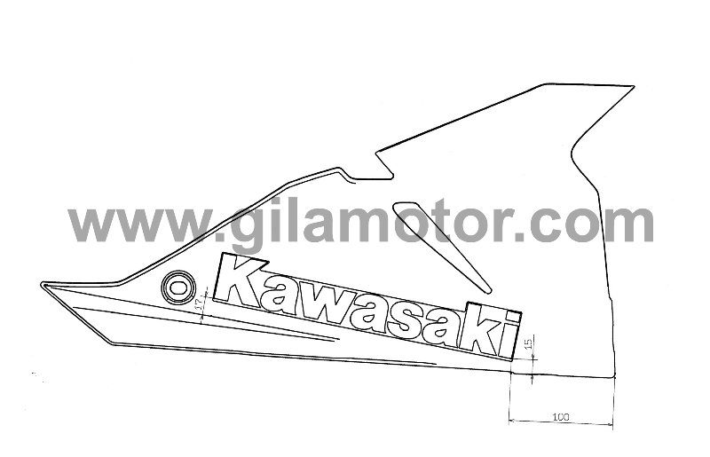 Kawasaki Ninja 250 Satu Silinder, Ada Empat Varian
