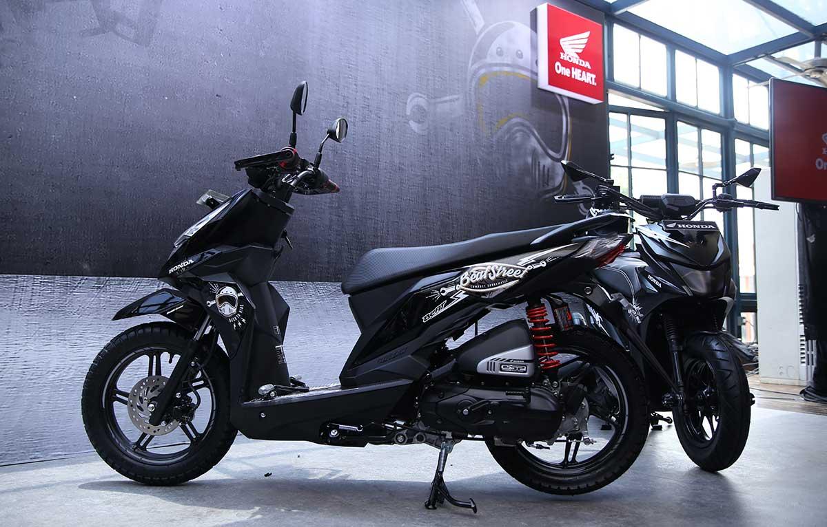 Gambar Motor Honda Beat Street Modif  siteandsitesco