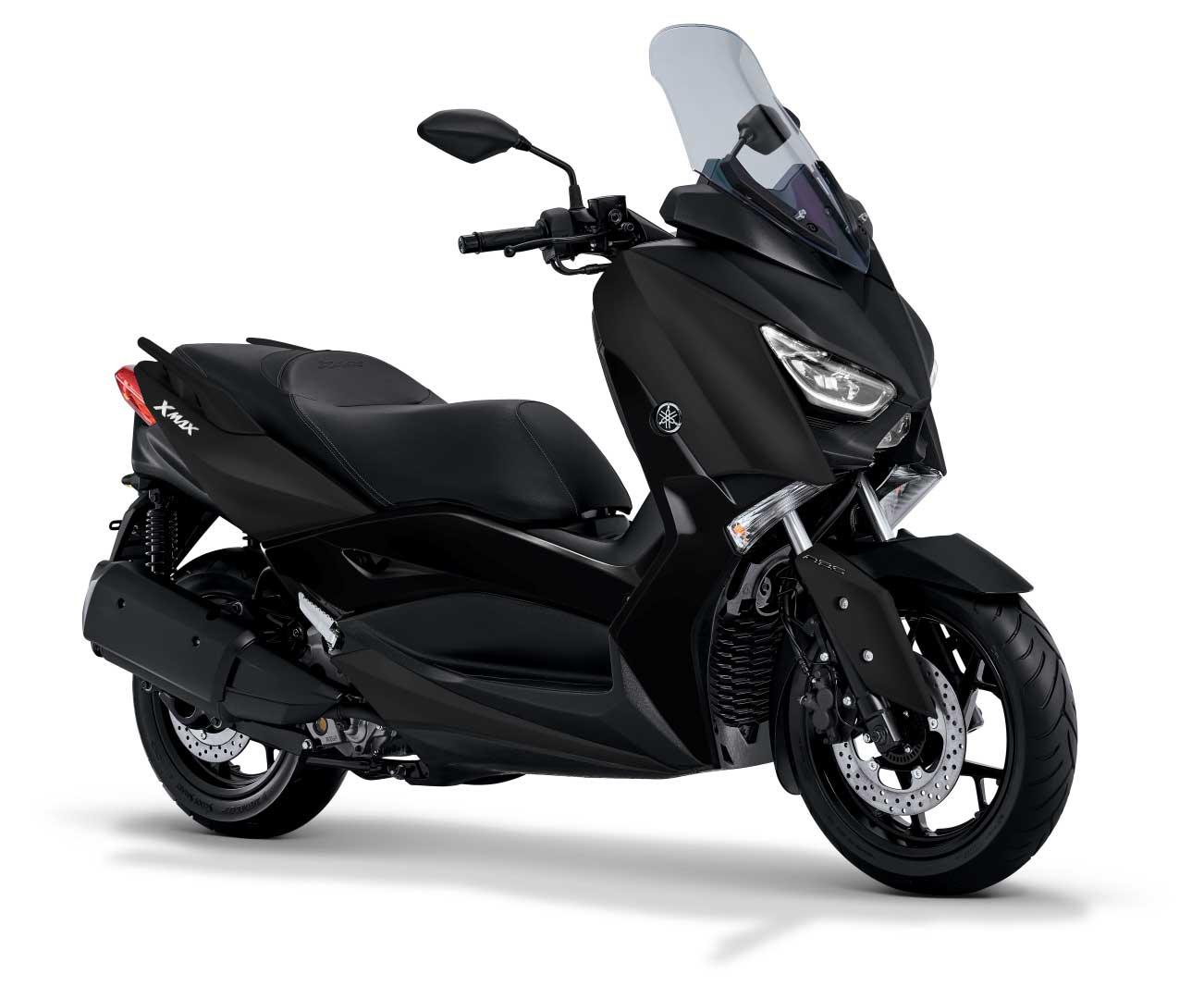Empat Warna Baru Yamaha XMAX Bisa Dipinang Bulan Depan