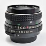 Lensa Manual Kamera