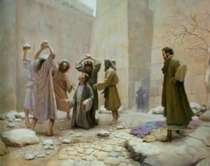 Stoning Stephen