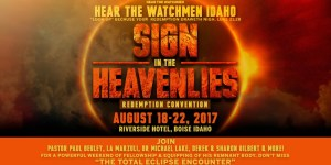 Sign in the Heavenlies Conference @ Riverside Hotel