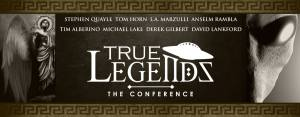 True Legends Conference @ The Mansion Theatre