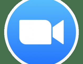 Zoom video logo