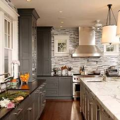 Kitchen Remodeling Projects Cheap Trash Can Design Remodel Portfolio Gilday Renovations In Shades Of Gray