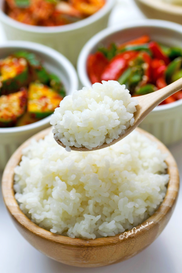 PERFECT KOREAN RICE