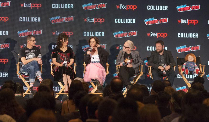 Comicon New York City, October 5 - 8, 2017 (Photo: Lev Radin)