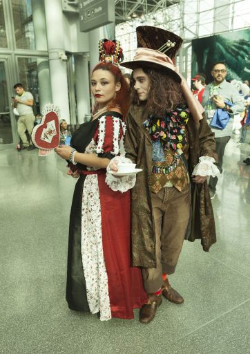 The best costumes from Comicon New York City, October 5 - 8, 2017 (Photo: Lev Radin)