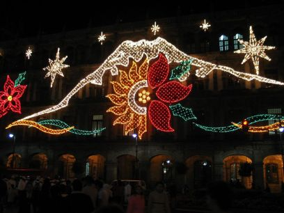 Christmas Decorations in Mexico