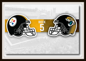 The Jags would like to frame the Week Five game, but will the picture this weekend look different?